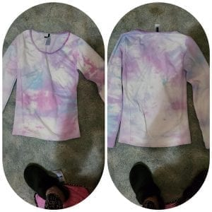 Patchy- Tie dye